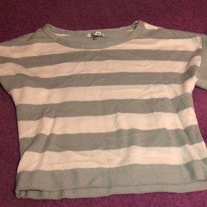 stripped shirt